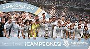 Real Madrid v FC Barcelona - 16 Aug 2017