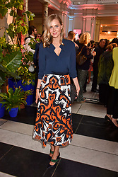 "Donna Air at the opening of ""Frida Kahlo: Making Her Self Up"" Exhibition at the V&A Museum, London England. 13 June 2018."