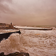 Porthleven Stormy Morning.<br />