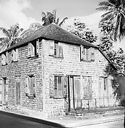 Architecture. Tropical. Caribbean?