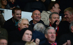 West Brom Manger Tony Pulis watches on from the stands. - Mandatory by-line: Alex James/JMP - 18/12/2016 - FOOTBALL - Vitality Stadium - Bournemouth, England - Bournemouth v Southampton - Premier League