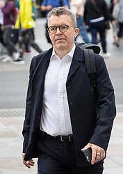 © Licensed to London News Pictures. 09/07/2019. London, UK. Labour Party deputy leader Tom Watson arrives at Parliament. Labour are holding a shadow cabinet this morning. Photo credit: Peter Macdiarmid/LNP
