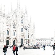 Il Duomo, Milan. Italy.