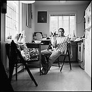 ANCHORAGE, AK - 2006: Anchorage, Alaska based photographer Oscar Avellaneda.