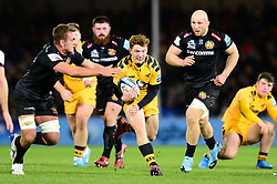 Wasps - Mandatory by-line: Dougie Allward/JMP - 30/11/2019 - RUGBY - Sandy Park - Exeter, England - Exeter Chiefs v Wasps - Gallagher Premiership Rugby