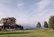 Italy, Monte Poieto, Lombardia.