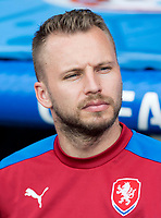 Uefa - World Cup Fifa Russia 2018 Qualifier / <br /> Czech Republic National Team - Preview Set - <br /> Michal Kadlec