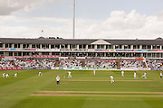 General view of the ground during the LV County Championship Div 1 match between Durham County Cricket Club and Yorkshire County Cricket Club at the Emirates Durham ICG Ground, Chester-le-Street, United Kingdom on 28 June 2015. Photo by George Ledger.