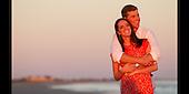 Megan and Dan, Kiawah Island