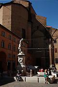 Bologna, Piazza Galvani