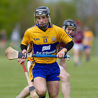 Clare's Cathal (Tots) O'Connell