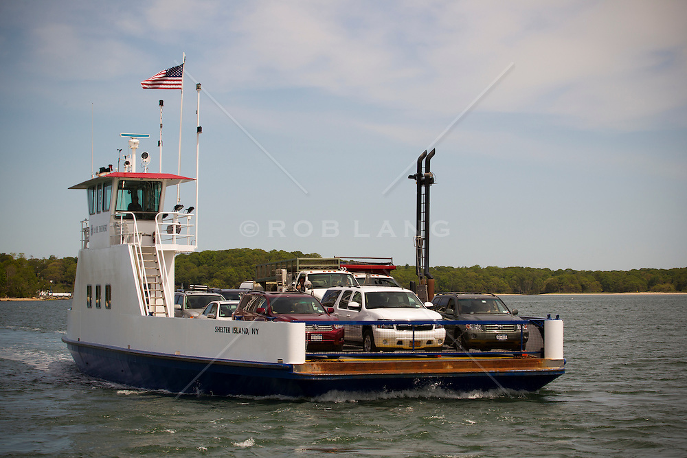 how to get to shelter island ferry
