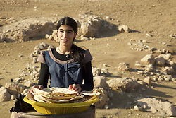 November 5, 2016 - Duhok, Kurdistan, Iraq - Daily life of Shepherd family in Duhok, a small community of Christians in Duhok, Kurdistan, Iraq on 5 November 2016  (Credit Image: © Noe Falk Nielsen/NurPhoto via ZUMA Press)