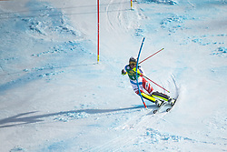 Wendy Holdener (SUI) during second run at the Ladies' Slalom at 56th Golden Fox event at Audi FIS Ski World Cup 2019/20, on February 16, 2020 in Podkoren, Kranjska Gora, Slovenia. Photo by Matic Ritonja / Sportida