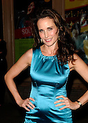 Andie MacDowell attends the Glamour Magazine 2009 Women of the Year Awards at Carnegie Hall in New York City on November 9, 2009.