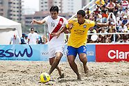FIFA BEACH SOCCER WORLD CUP 2015 CONMEBOL QUALIFIER MANTA (ECUADOR)