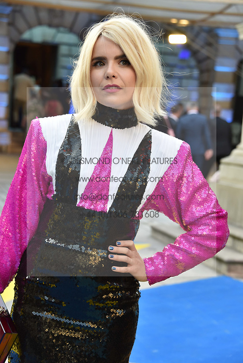 Paloma Faith at the Royal Academy Of Arts Summer Exhibition Preview Party 2018 held at The Royal Academy, Burlington House, Piccadilly, London, England. 06 June 2018.