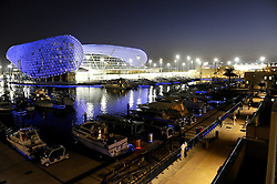 10.11.2011, Yas-Marina-Circuit, Abu Dhabi, UAE, Grosser Preis von Abu Dhabi, im Bild Abu Dhabi  F1 Grand Prix Impressions // during the Formula One Championships 2011 Large price of Abu Dhabi held at the Yas-Marina-Circuit, 2011-11-10. EXPA Pictures © 2011, PhotoCredit: EXPA/ nph/ Dieter Mathis..***** ATTENTION - OUT OF GER, CRO *****