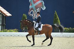 Takahashi Masanao, (JPN), Fabriano<br /> Qualification Grand Prix Kur<br /> Horses & Dreams meets Denmark - Hagen 2016<br /> © Hippo Foto - Stefan Lafrentz