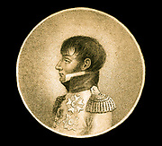 Louis Napoleon Bonaparte (1778-1846) was established in 1806 by his brother, Emperor Napoleon, appointed to King of Holland.
