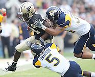 NCAA Football - University of Toledo vs Purdue University - West Lafayette, IN