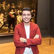 NLD/Amsterdam/20190507 - Toppers in het Rijksmuseum, Jan Smit