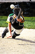 softball. Photo: Sport the Library/PHOTOSPORT