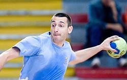 Dragan Gajic at practice of Slovenian Handball Men National Team, on June 4, 2009, in Arena Kodeljevo, Ljubljana, Slovenia. (Photo by Vid Ponikvar / Sportida)