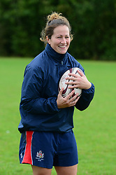 Kate Newton of Bristol Rugby Ladies - Mandatory by-line: Dougie Allward/JMP - 09/09/2017 - FOOTBALL - Cleve RFC - Bristol, England - Bristol Rugby Ladies