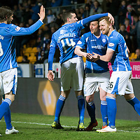 St Johnstone v Aberdeen…22.04.16  McDiarmid Park, Perth<br />