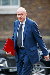 © Licensed to London News Pictures. 29/03/2017. London, UK. Work and Pensions Secretary DAMIAN GREEN attends a cabinet meeting in Downing Street, London on Wednesday, 29 March 2017 as Prime Minister Theresa May triggers article 50 and starts Britain's departure from the European Union. Photo credit: Tolga Akmen/LNP