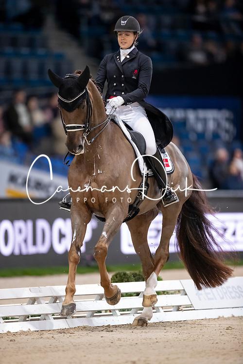 Dufour Cathrine, DEN, Bohemian<br /> Stuttgart - German Masters 2018<br /> © Hippo Foto - Stefan Lafrentz