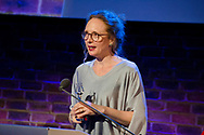 Winner of the RPS Music Award for Chamber-Scale Composition<br /> Photographed at the RPS Music Awards, London, Tuesday 9 May<br /> Photo