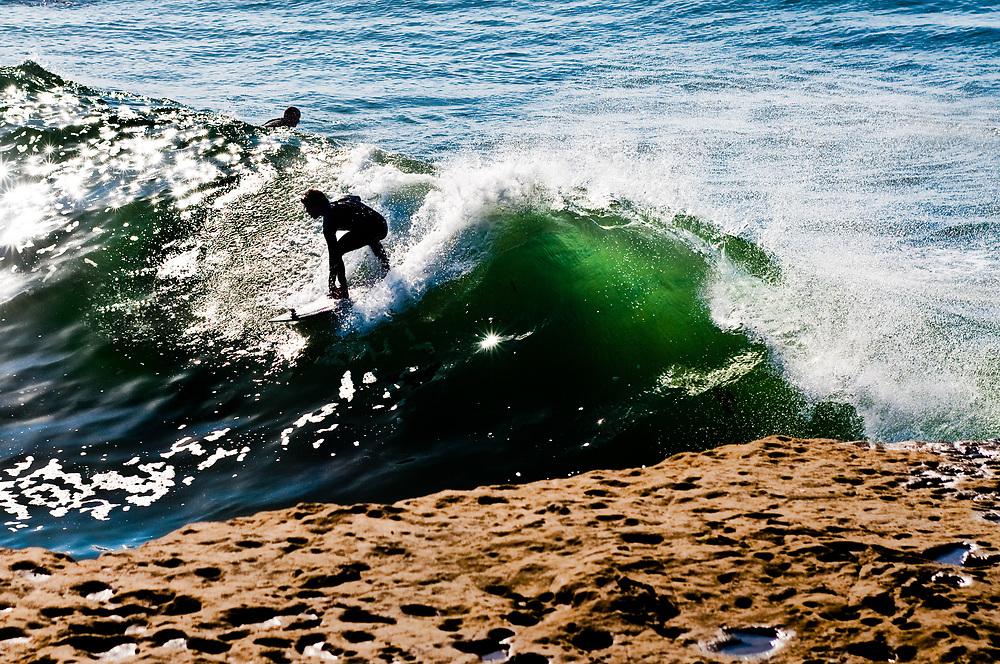 Steamer Lane. Santa Cruz, CA  | Cold Water Souls