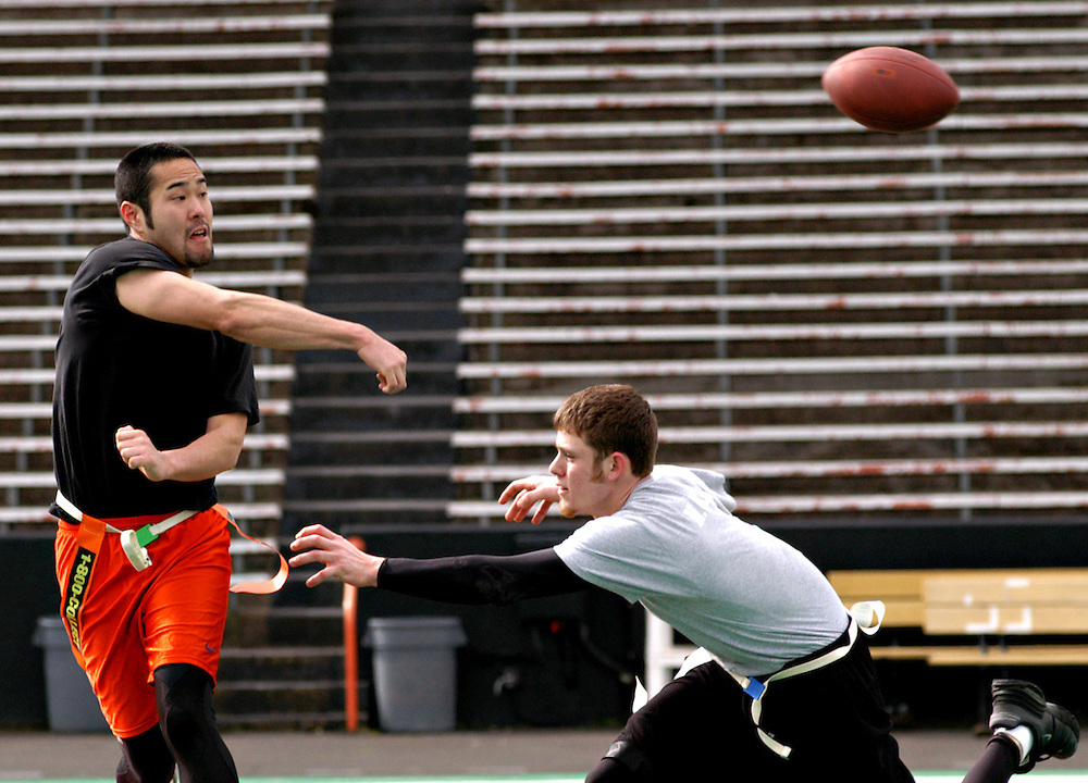 Sports photo taken for Oregon State University.  (Photo by Casey Campbell)
