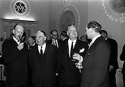 17/11/1964<br /> 11/17/1964<br /> 17 November 1964<br /> <br /> <br /> Dr T. McLaughlin Chair of Aspro-Nicholas speaking with guests of the Dinner
