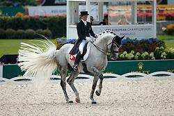 Aerne Anna-Mengia, (SUI), Raffaello va Bene<br /> European Championships - Aachen 2015<br /> © Hippo Foto - Dirk Caremans<br /> 13/08/15