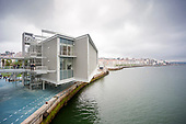 Centro Botín in Santander, Spain by Renzo Piano RPBW + Luis Vidal Architects