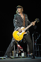 June 20, 2018 - London, England, United Kingdom - JOHNNY DEPP of 'The Hollywood Vampires' at SSE Arena in London, England. (Credit Image: © Starmax/Newscom via ZUMA Press)