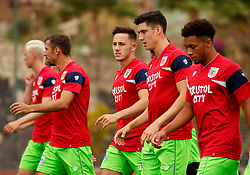 Josh Brownhill of Bristol City - Mandatory by-line: Matt McNulty/JMP - 22/07/2017 - FOOTBALL - Tenerife Top Training - Costa Adeje, Tenerife - Bristol City v Atletico Union Guimar  - Pre-Season Friendly