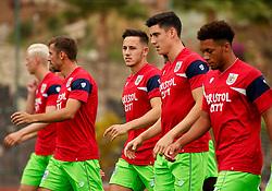 Josh Brownhill of Bristol City - Mandatory by-line: Matt McNulty/JMP - 22/07/2017 - FOOTBALL - Tenerife Top Training - Costa Adeje, Tenerife - Bristol City v Atletico Union Guimar  - Pre-Season Friendly