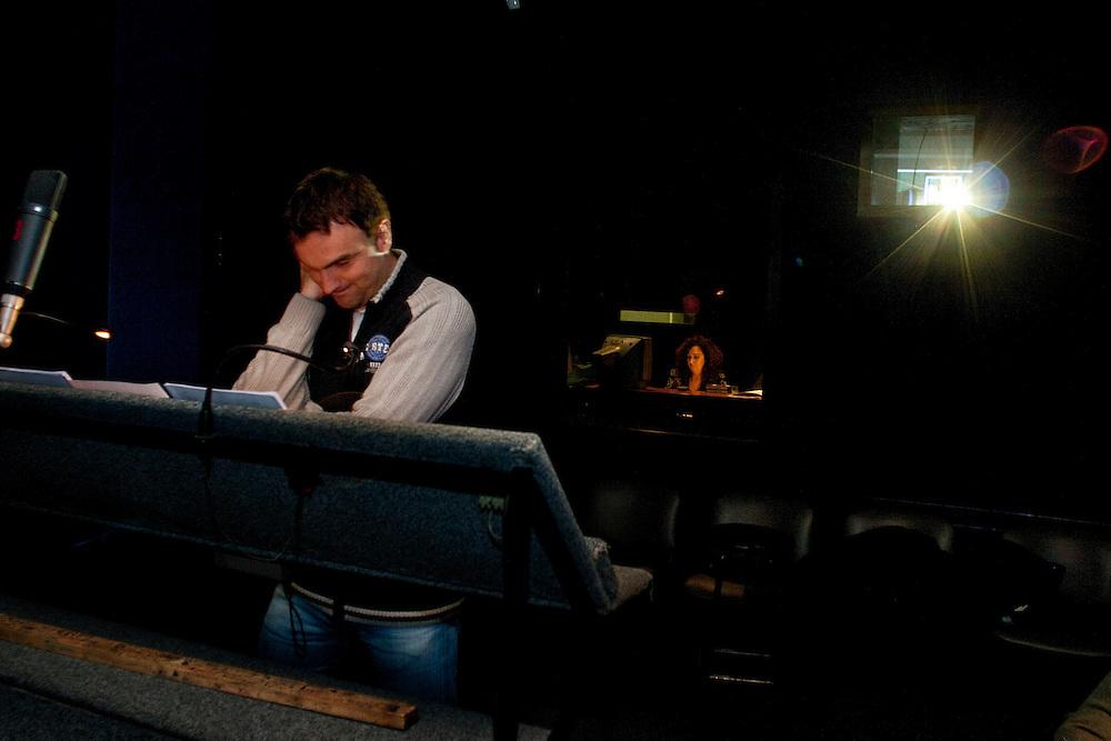 Massimiliano Manfredi la voce di Orlando Bloom, Edward Norton<br /> <br /> Massimiliano Manfredi dubbing actors of Orlando Bloom, Edward Norton