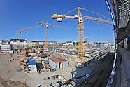 Rohbau Neue Hauptfeuerwache Mannheim