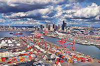 Harbor Island, Port of Seattle