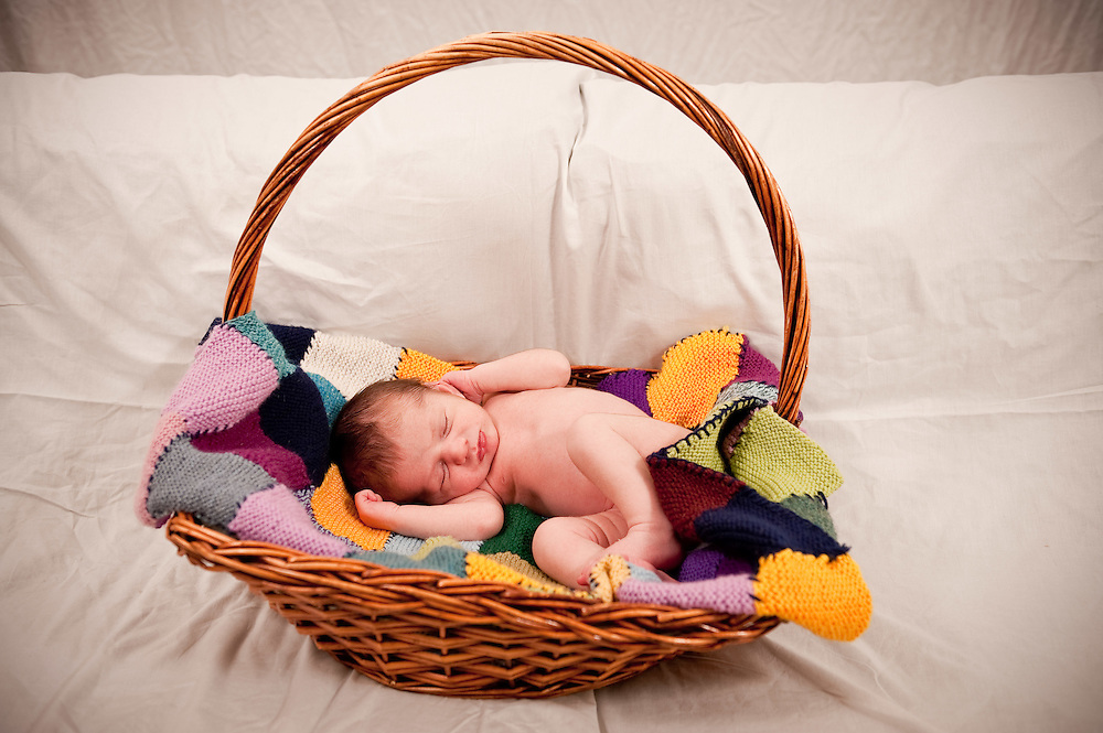 Newborn baby portraits of O'connor family at their home. Shoot date: 23 July, 2011...Photo by Mark Tantrum | www.marktantrum.com