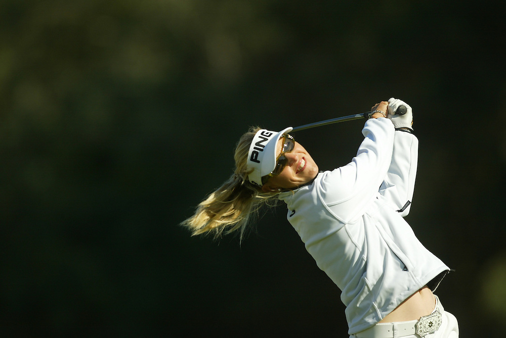 Carin Koch..2004 Kraft Nabisco Championship.MIssion Hills CC.Rancho Mirage, CA .Second Round.Friday, March 26 2004..photograph by Darren Carroll