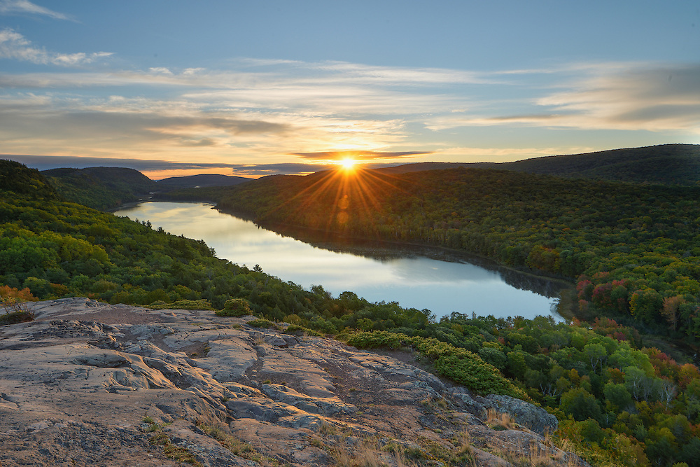 Lake of the Clouds<br />