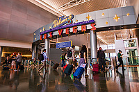 Las Vegas McCarran International Airport Terminal