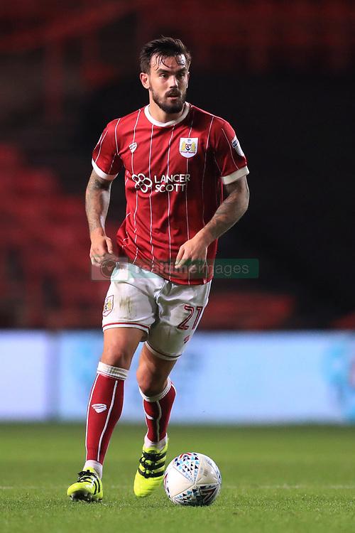 Bristol City's Marlon Pack
