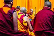 ROTTERDAM - Kom naar de lezingen van de Dalai Lama  maandag 17 september in Rotterdam Ahoy- en laat je inspireren door een van de grootste geestelijke leiders van deze tijd.  <br /> De Dalai Lama brengt van vrijdag 14 tot en met 17 september een bezoek aan Nederland. <br /> Het bezoek staat in het teken van mededogen en waarom juist mededogen essentieel is in deze onrustige tijd.ROBIN UTRECHT
